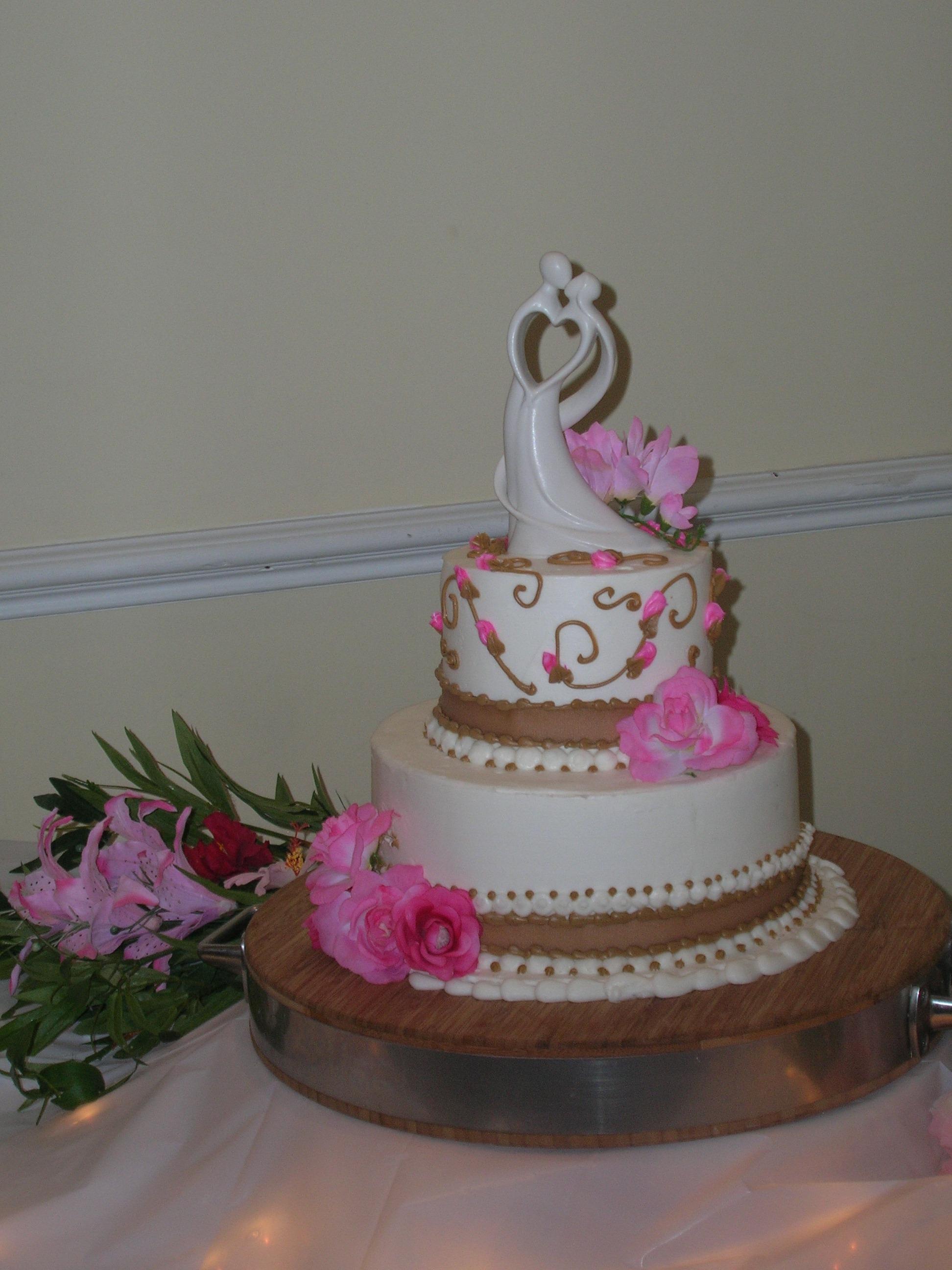 sand and sun2 - myrtle beach wedding cakes