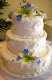 Myrtle Beach Wedding Cakes